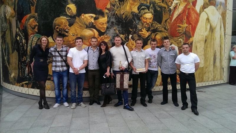 Лучшая волонтерская команда года РЦ Крок в нове життя