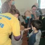 Помощь деткам с ограниченными возможностями