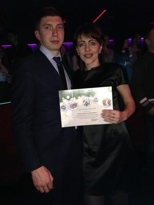 Награждения реабилитационного центра Крок в нове життя в Харькове