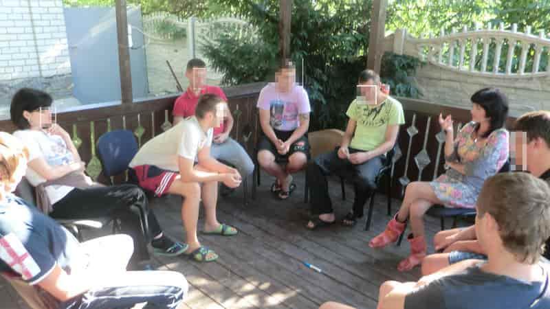 Реабилитация алкоголиков в Харькове в Крок в нове життя